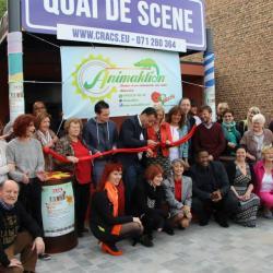 inauguration 1ère édition du Slar - avril 2014